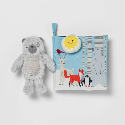 Plush Book and Toy Set - Cloud Island™ Critters