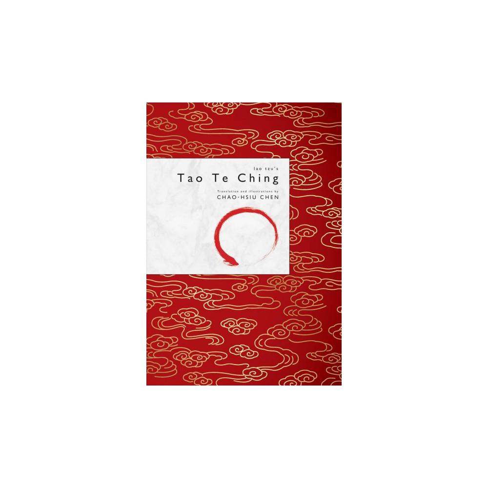 Lao Tzu's Tao Te Ching - (Hardcover)