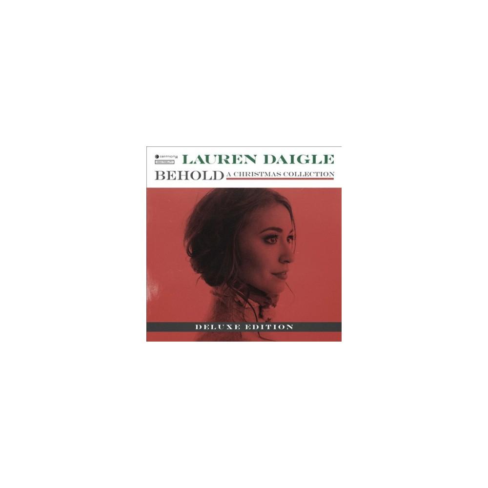 Lauren Daigle - Behold (CD)