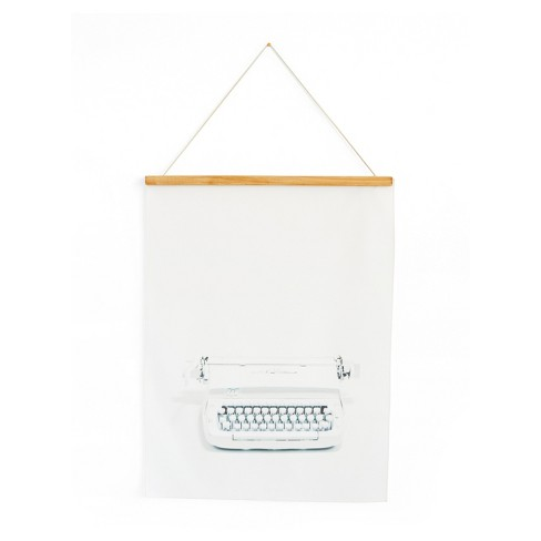 "Wall Tapestry The Typewriter 18""x24"" - Minted® - image 1 of 3"
