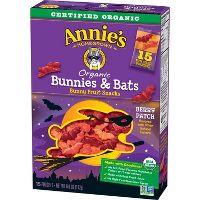 Annie's Bunnies & Bats Fruit Snacks 6oz