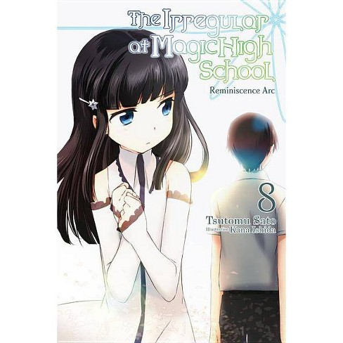 The Irregular at Magic High School, Vol. 8 (Light Novel) - by  Tsutomu Sato (Paperback) - image 1 of 1