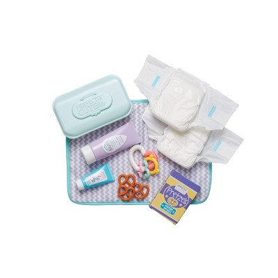 Perfectly Cute Just Like Mommy Diaper Bag 12pc Set