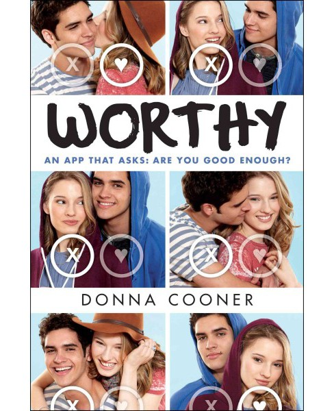 Worthy -  by Donna Cooner (Hardcover) - image 1 of 1