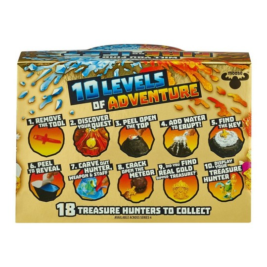 Treasure X Fire vs. Ice - Single Pack image number null