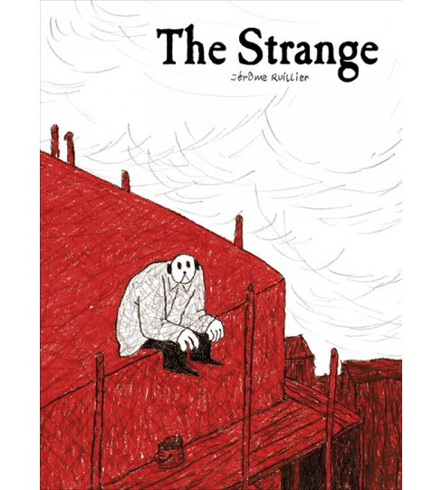 Strange -  by Jerome Ruillier (Paperback) - image 1 of 1
