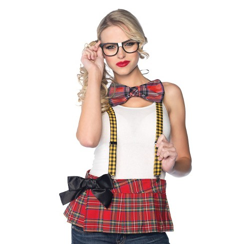 Nerd Costume Kit - One Size Fits Most - image 1 of 1