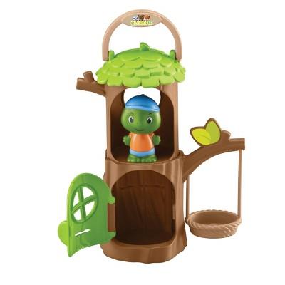 Fat Brain Toys Timber Tots Tree Hut