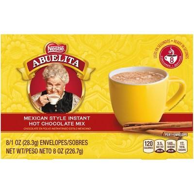 Nestle Abuelita Hot Chocolate Mix - 8ct