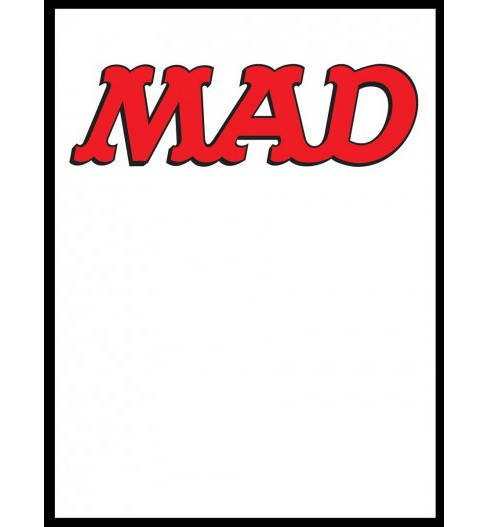 Mad Book of Blecch -  (Hardcover) - image 1 of 1