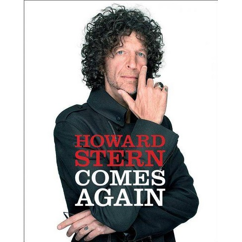 Howard Stern Comes Again (Hardcover) - image 1 of 1