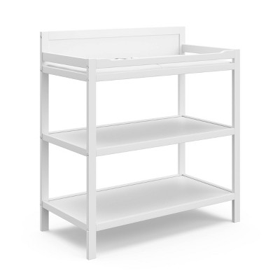 Storkcraft Alpine Changing Table - White