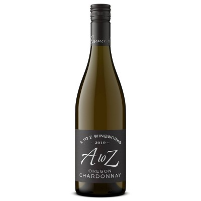 A to Z Chardonnay White Wine - 750ml Bottle