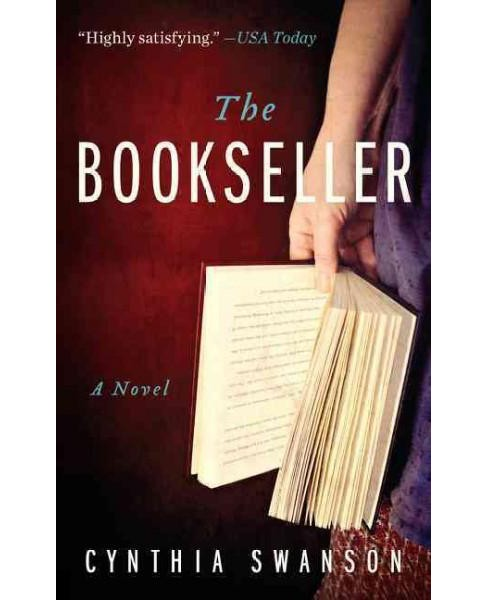 The Bookseller (Reprint) (Paperback) by Cynthia Swanson - image 1 of 1