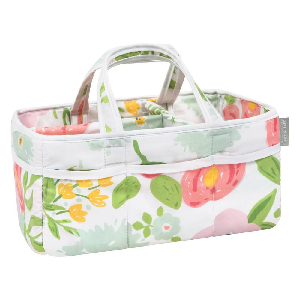 Trend Lab Storage Caddy Floral