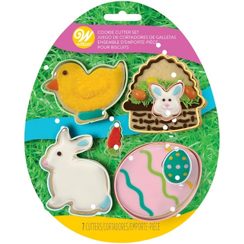 Wilton 4ct Easter Cookie Cutter Set - image 1 of 2