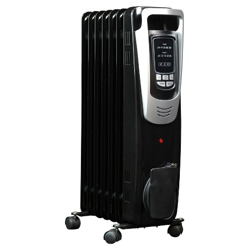 NewAir Indoor Heater Black 1500W AH-450B - image 1 of 11