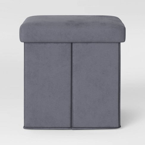 Foldable Storage Ottoman - Room Essentials™ - image 1 of 5