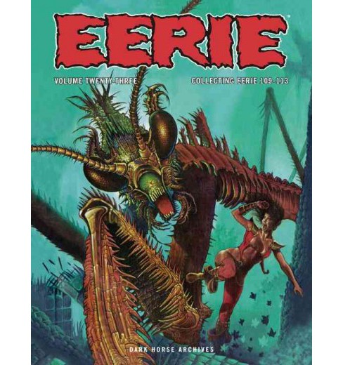Eerie Archives 23 (Hardcover) (Doug Moench & Larry Hama) - image 1 of 1
