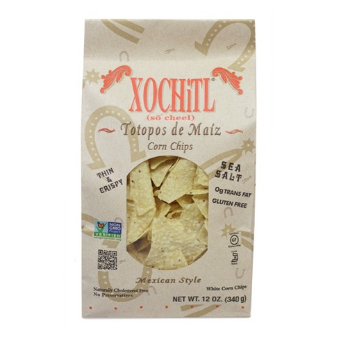 Xochitl Mexican Style Tortilla Chips 12oz