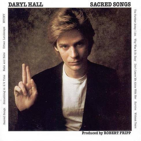 Daryl  DarylHall Hall - Sacred Songssacred Songs (CD) - image 1 of 1
