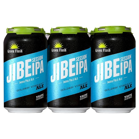 Green Flash® Jibe Session IPA - 6pk / 12oz Cans - image 1 of 2