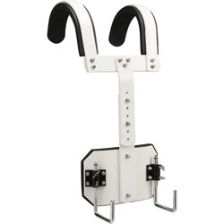 Sound Percussion Labs Jr. Snare Drum Carrier White