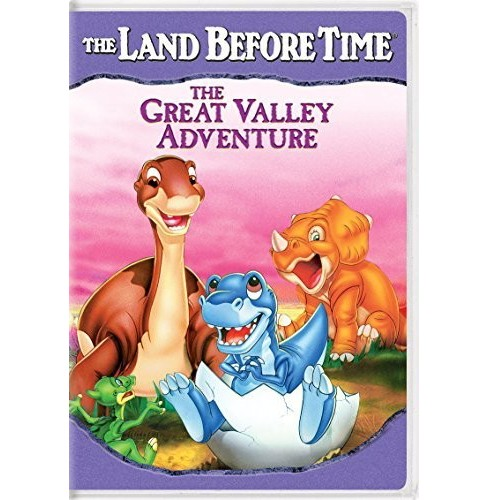 Land Before Time:Great Valley Adventu (DVD) - image 1 of 1