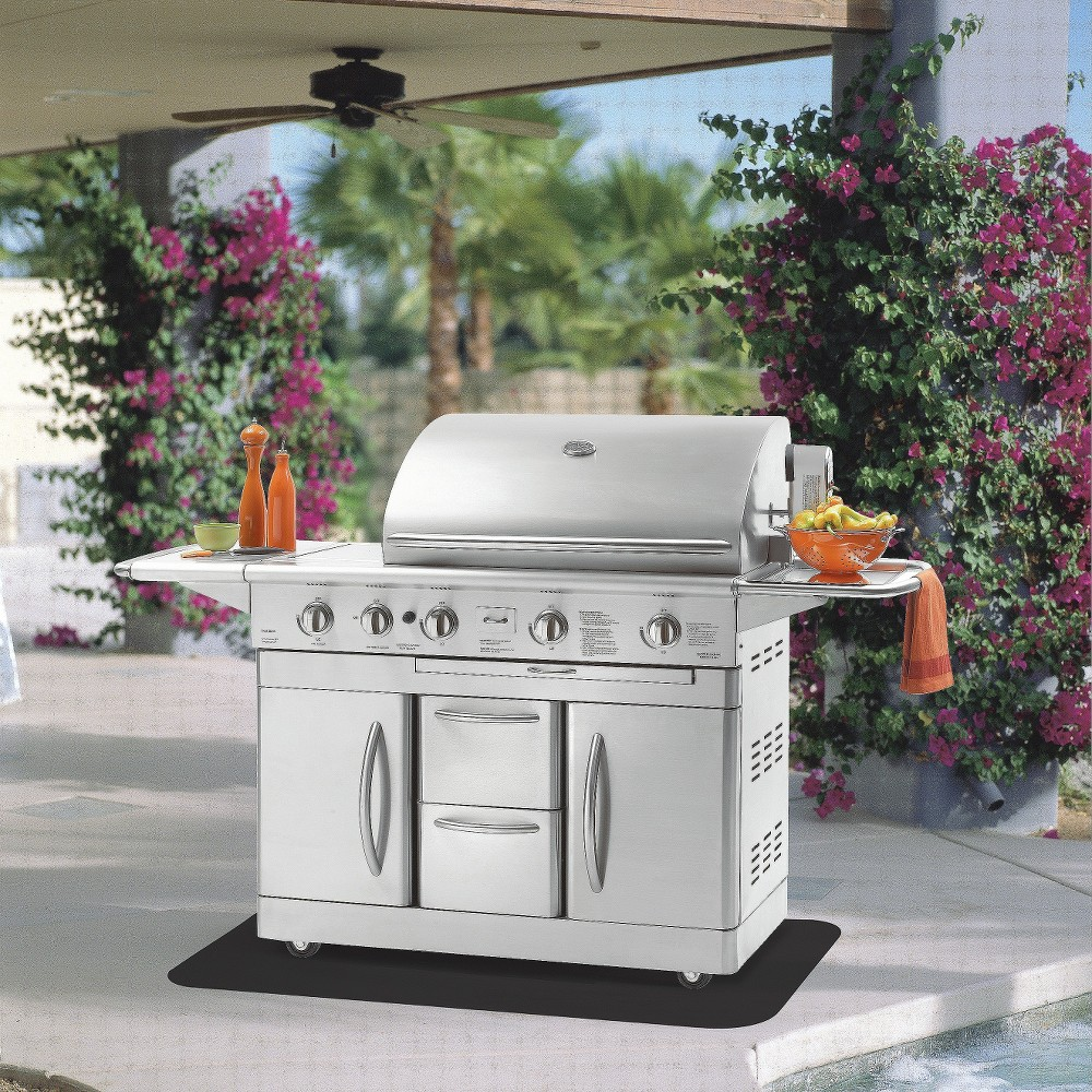 "Image of ""Mr. Bar-B-Q 30""""x60"""" Grill Mat"""