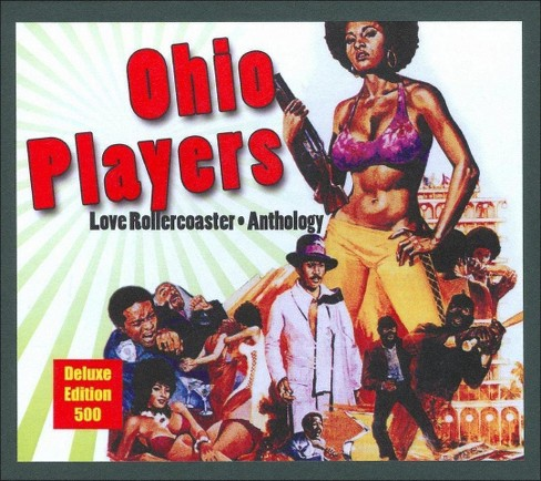Ohio players - Love rollercoaster:Anthology (Deluxe (CD) - image 1 of 1