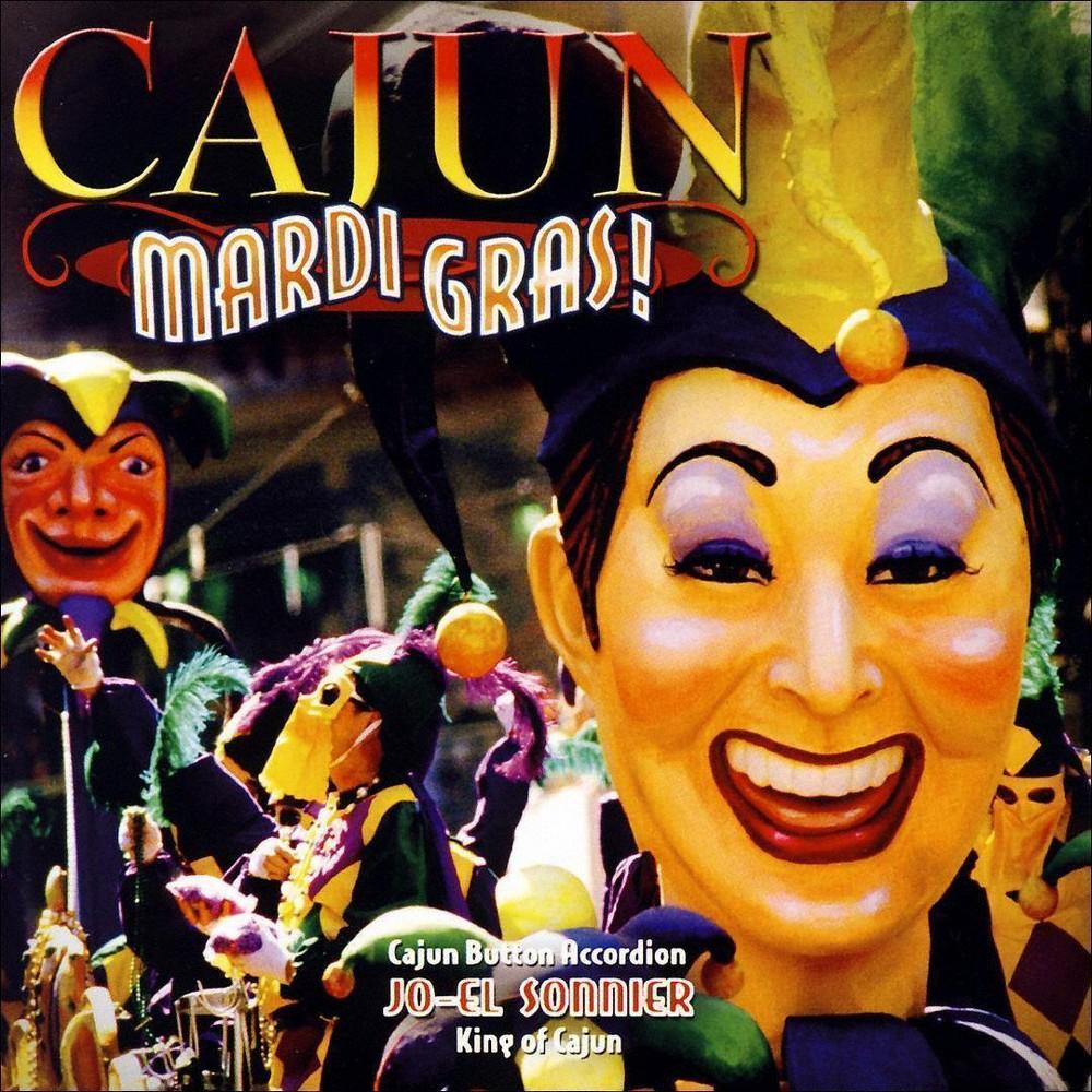 Jo-el Sonnier - Cajun Mardi Gras (CD)