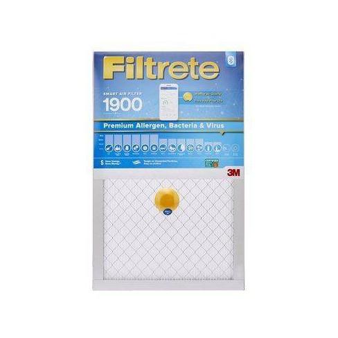 "Filtrete Smart Air Filter, 1900 MPR, 20""x20"" - image 1 of 4"