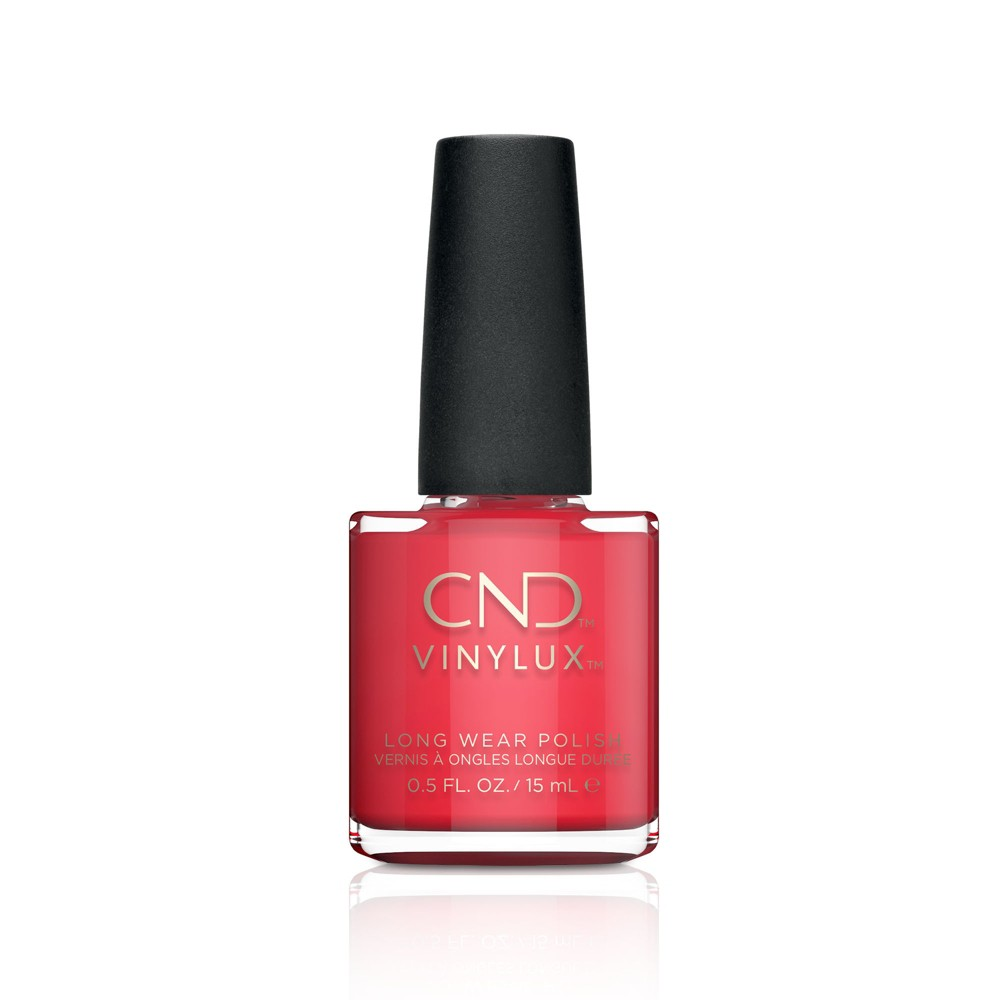 Image of CND Vinylux Weekly Nail Color 122 Lobster Roll - 0.5 fl oz