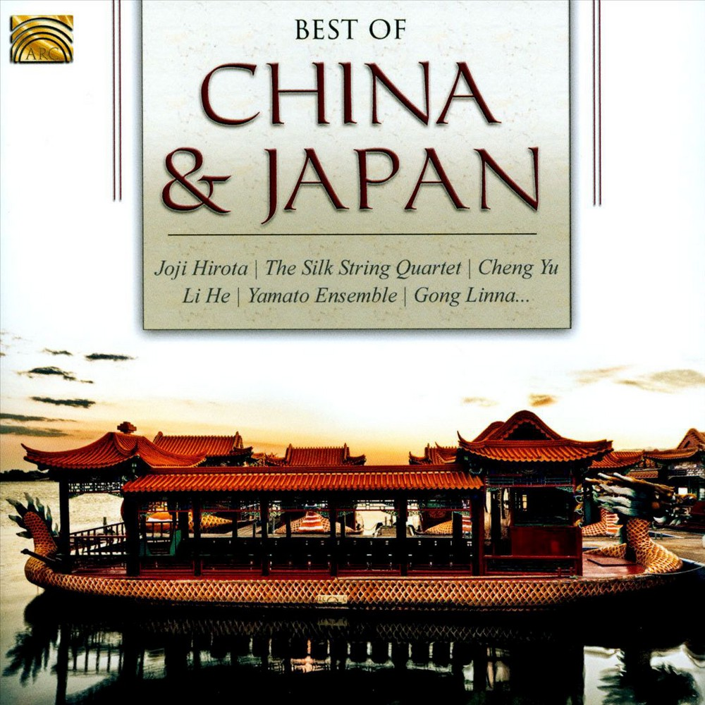 Various - Best Of China & Japan (CD)