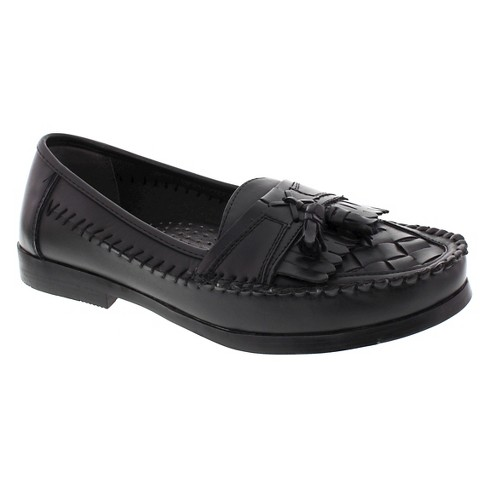 Men's Deer Stags® Herman Loafers - Black - image 1 of 4