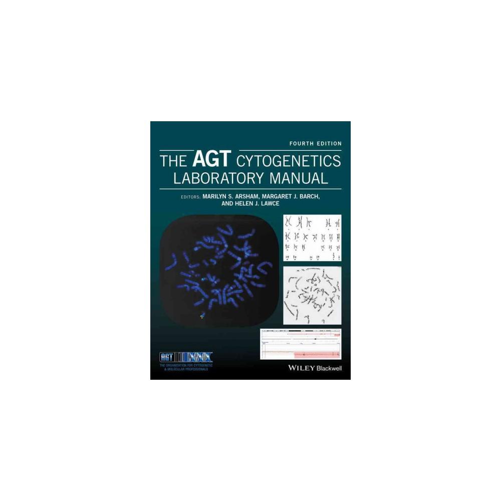 Agt Cytogenetics Laboratory Manual (Hardcover) (Marilyn Arsham & Helen Lawce & Margaret Barch)