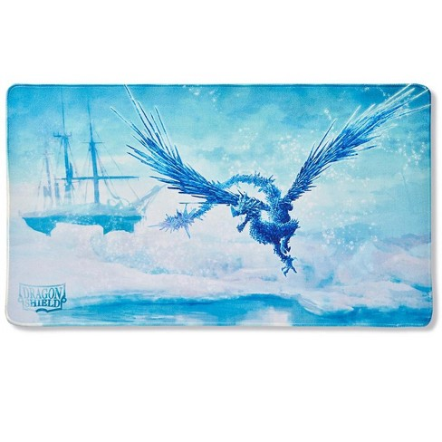 Dragon Shield Limited Edition Playmat: Clear Blue - Celeste - image 1 of 2