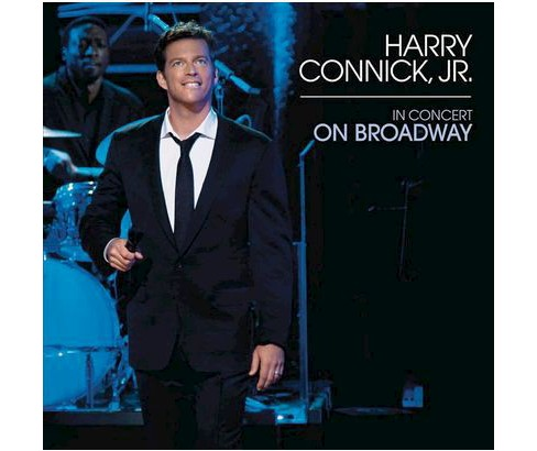 Harry Connick, Jr. - In Concert on Broadway (CD) - image 1 of 1