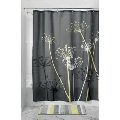 F Shower Curtain Idesign Target