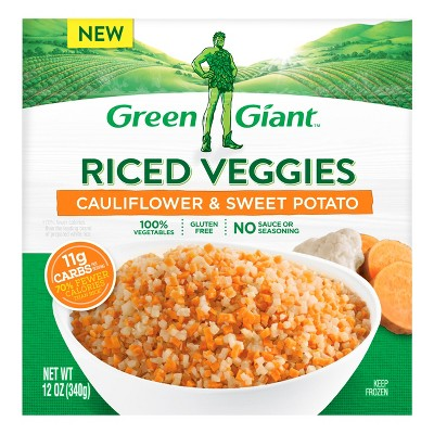 Green Giant Cauliflower & Sweet Potato Riced Frozen Veggies - 10oz