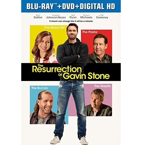 Resurrection Of Gavin Stone (Bd/Dvd C (Blu-ray) - image 1 of 1