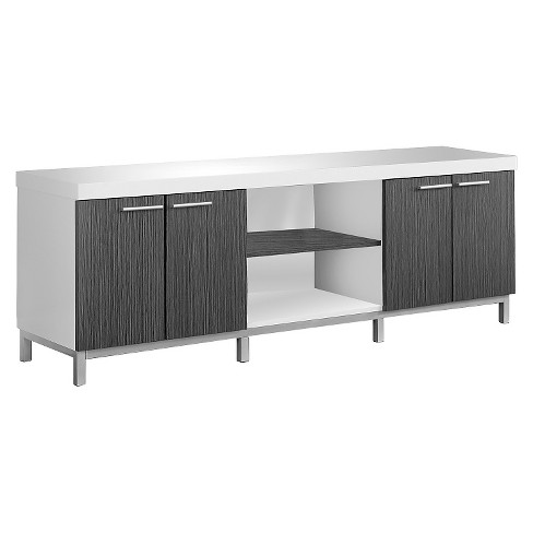 TV Stand - White/Gray - EveryRoom - image 1 of 2
