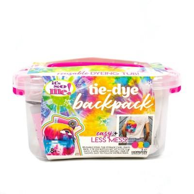 Tie-Dye Backpack Kit - It's So Me