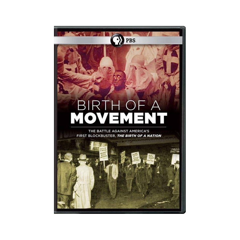 Independent Lens Birth Of A Movement Dvd