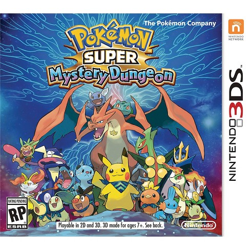 Pokemon Super Mystery Dungeon Nintendo 3DS - image 1 of 1