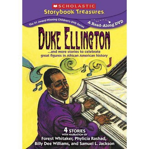Duke Ellington & More Stories to Celebrate Great Figures in African American History (DVD) - image 1 of 1