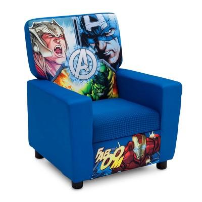 Marvel Avengers High Back Upholstered Chair
