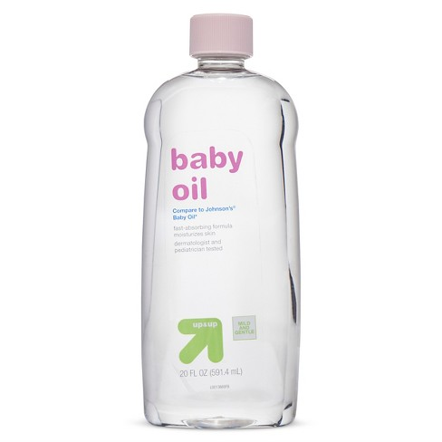 Baby Oil (Compare to Johnson's® Baby Oil) - 20oz - Up&Up™ - image 1 of 1