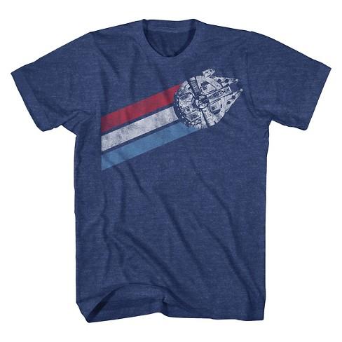 Men's Star Wars® T-Shirt - Navy XXL - image 1 of 1