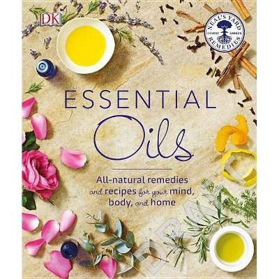 Essential Oils - by  Susan Curtis & Fran Johnson (Paperback)
